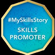 Skills Promoter | #MySkillsStory